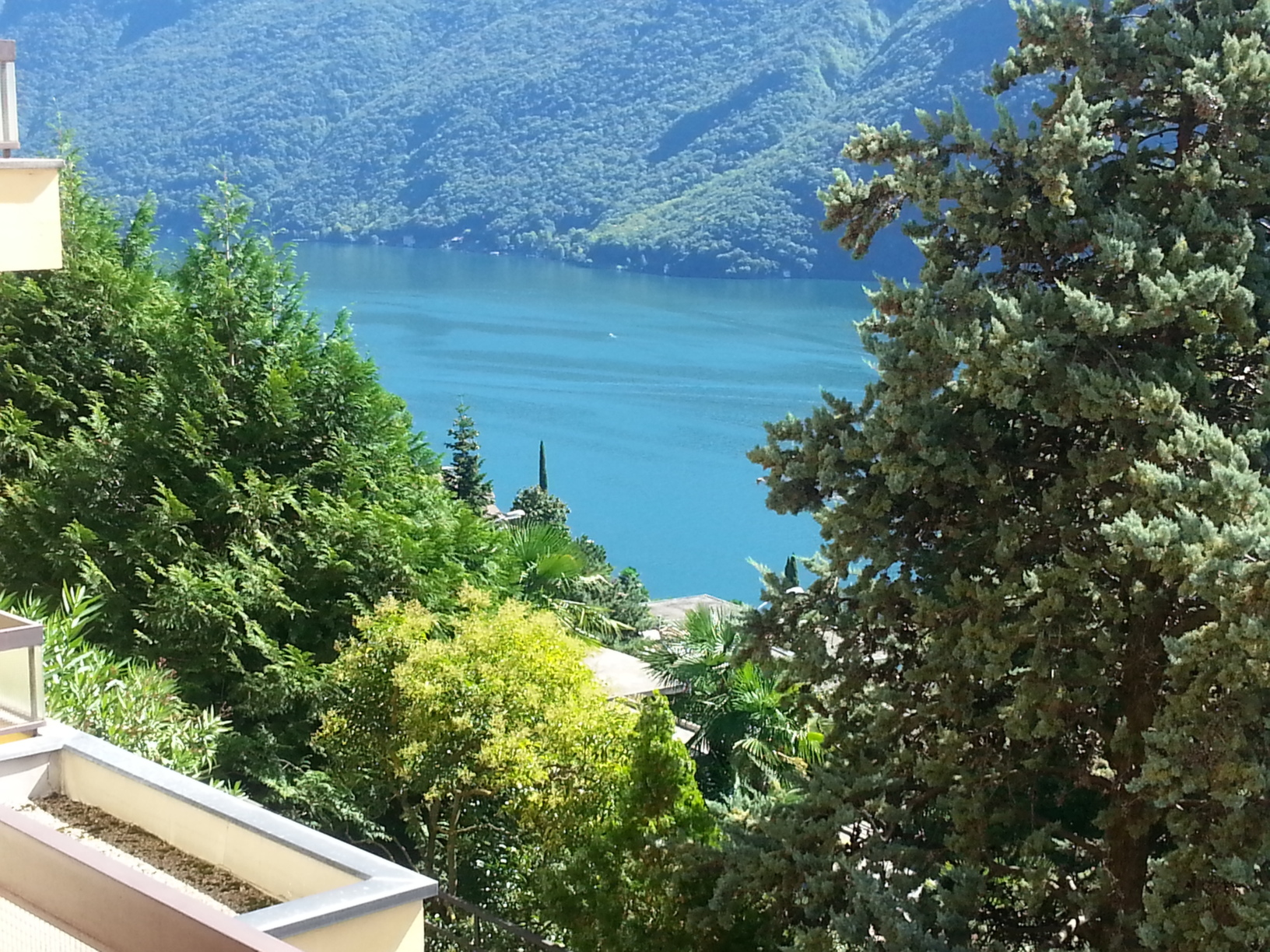 RUVIGLIANA – 3.5 rooms apartment with lake view