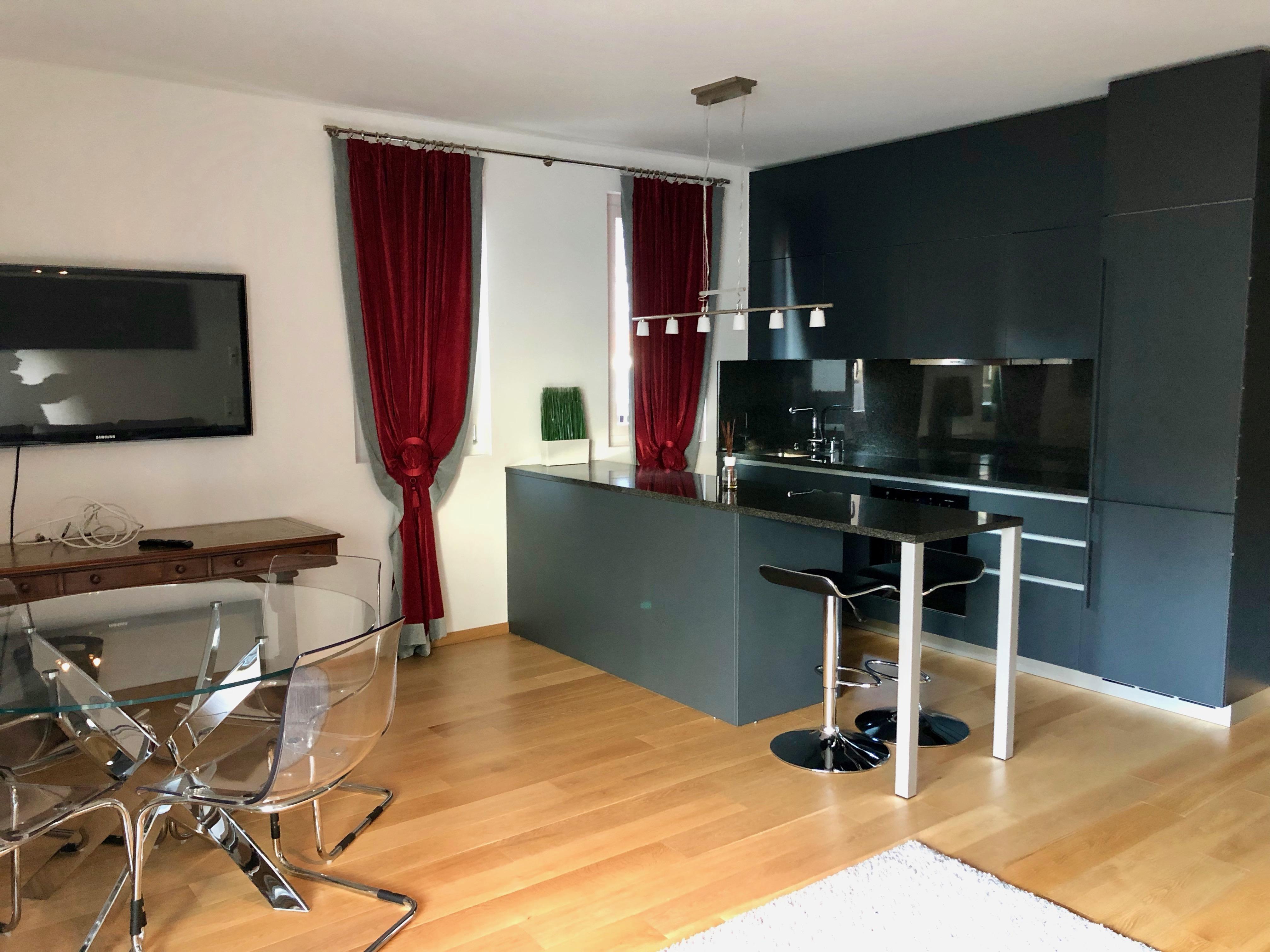 Lugano – Bell'appartamento 2.5 locali in zona comoda con Università e centro città