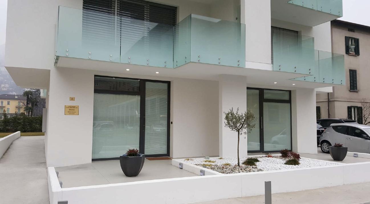 LUGANO – VIGANELLO – moderno appartamento 2,5 locali
